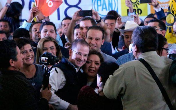 Meade es la continuación de la corrupción y AMLO representa ideas antiguas: Ricardo Anaya