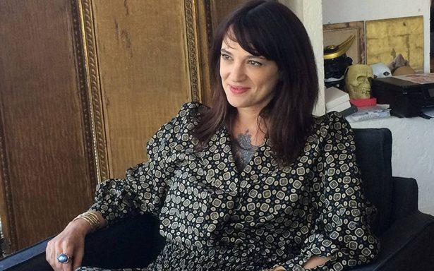 La actriz Asia Argento pide justicia contra abusos sexuales