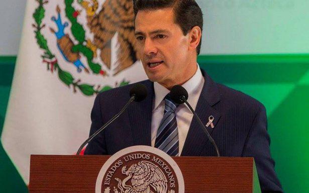 """Peña Nieto presentará el programa """"Pozos Profundos"""""""