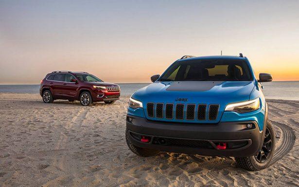 Jeep Cherokee 2019 se pone guapo