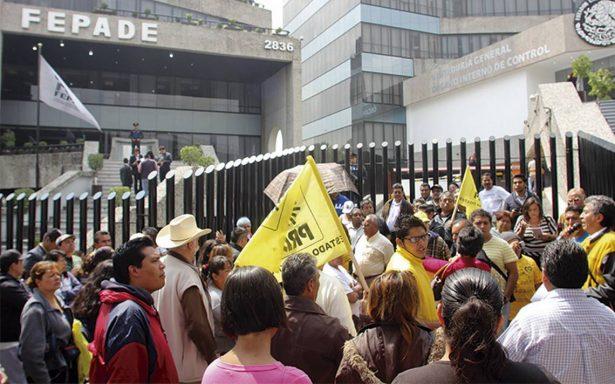 "Urgen colectivos nombrar un fiscal general ""autónomo"""