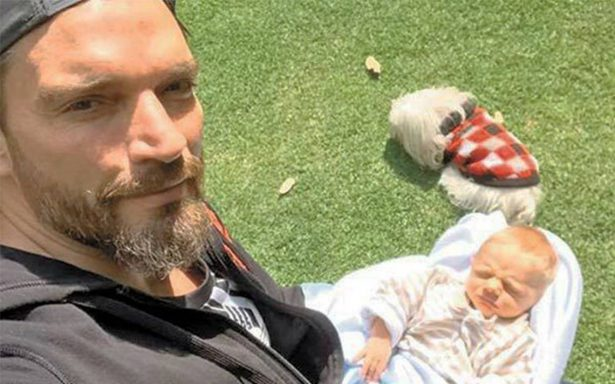 Julián Gil revela resultados de prueba de ADN ¿Matías sí es su hijo o no?