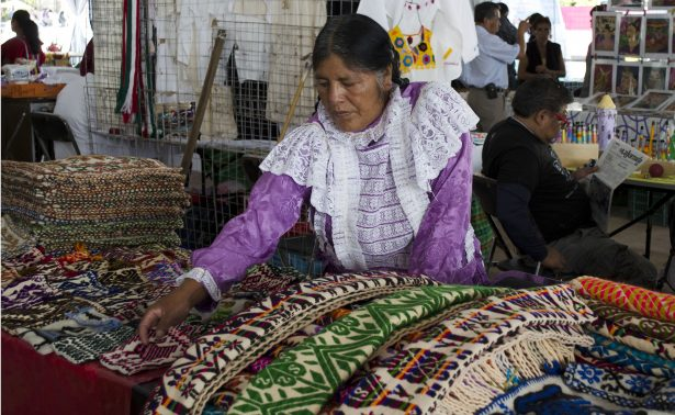 Meridiano 105°, plataforma para difundir poesía de mexicanas indígenas