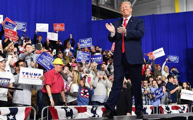 Sin evidencia de colusión entre Rusia y campaña de Trump, así concluyen republicanos