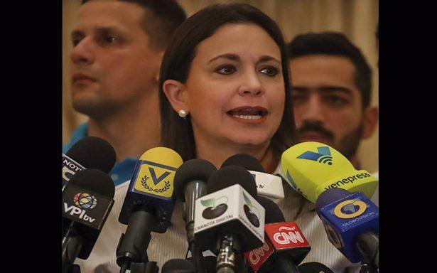 """""""Traición"""", si partidos opositores juran ante la Constituyente"""
