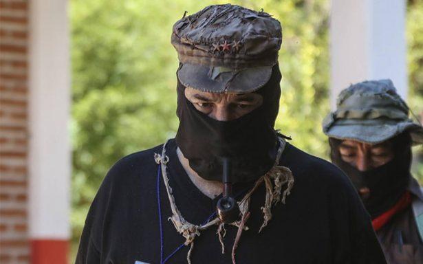 EZLN niega haber iniciado diálogo con el próximo gobierno de AMLO