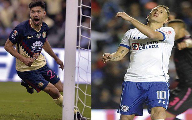 América favorito sobre Cruz Azul en la Copa MX