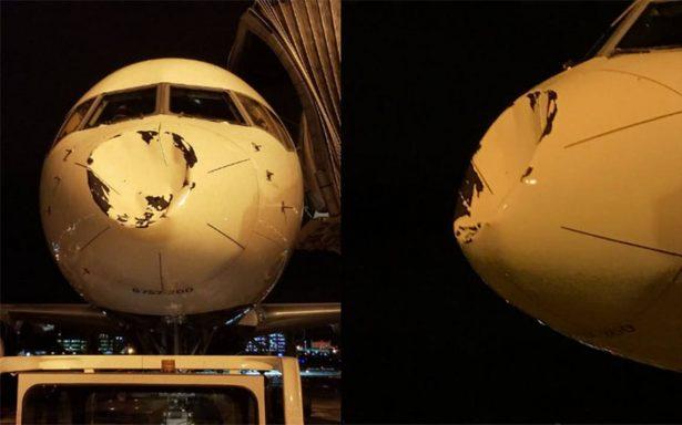 Avión con equipo de la NBA sufre en pleno vuelo… ¿por un ovni?