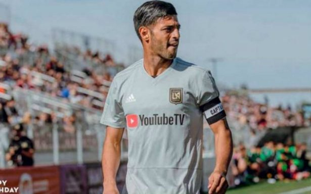 VIDEO: ¡Welcome Carlos! Vela se estrena en la MLS