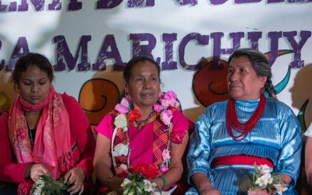 Asaltan a periodistas extranjeros en Michoacán; cubren gira de la aspirante Marichuy