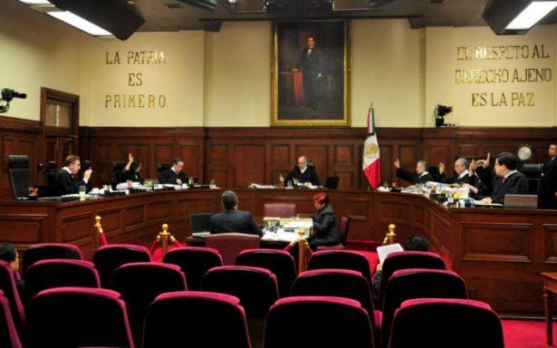 Corte inicia Periodo de Sesiones sin impugnaciones a Ley de Seguridad Interior