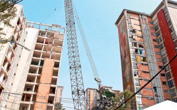 CDHDF pide que se transparenten los recursos para reconstrucción tras sismo