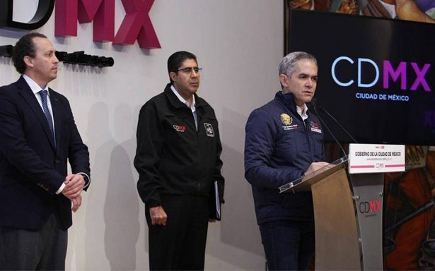 Mancera designa a RicardoBecerra comisionado para reconstrucción en la CDMX