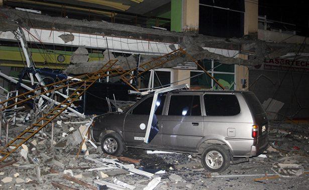 Terremoto en Filipinas deja 4 muertos y más de 100 heridos