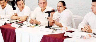 Sientan en el sur las bases de política social de López Obrador