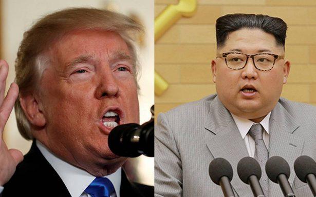 Yo también tengo un botón nuclear, más grande y que sí funciona: Trump a Kim Jong Un
