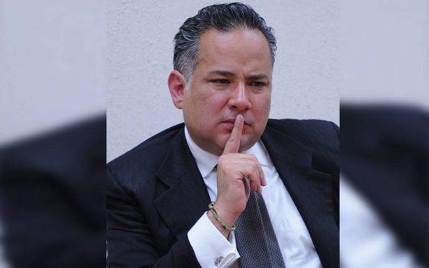 Fepade debe investigar a empresarios: Santiago Nieto Castillo