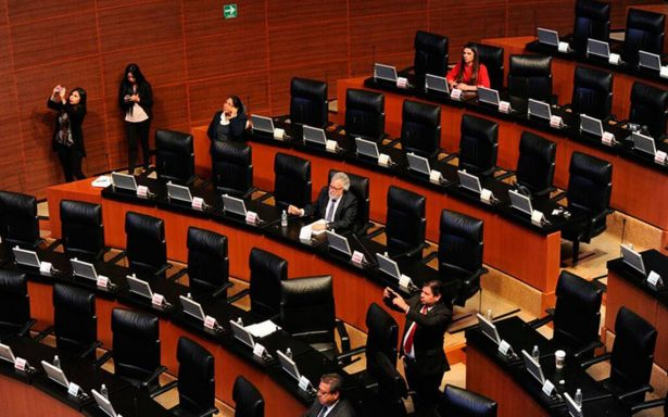 Por falta de quórum, Senado cancela sesión sobre caso Fepade