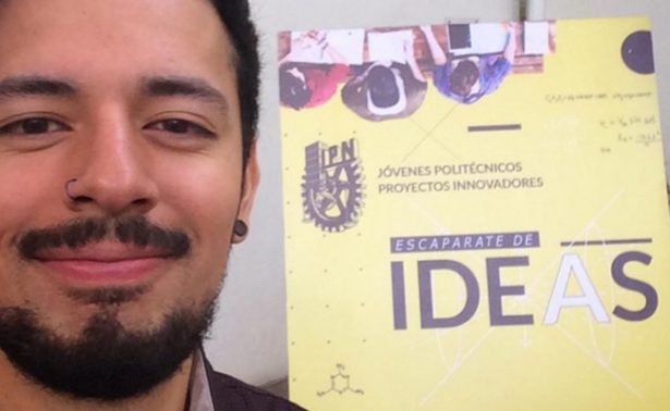 """Escaparate de Ideas"" en Canal Once"