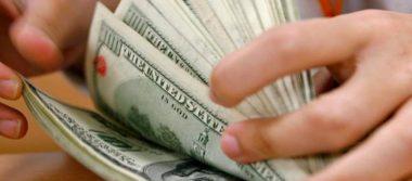 Dólar presenta un descenso mínimo, bancos lo venden hasta en 19.28 pesos