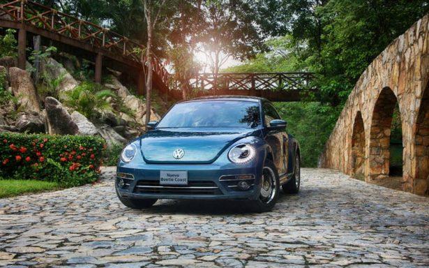 Volkswagen Beetle: Escarabajos muy vintage