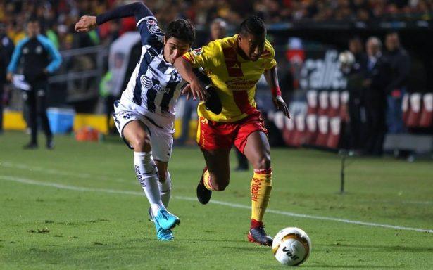 Rayados gana en Morelia y pone un pie en la final