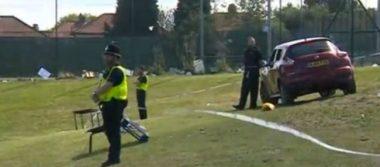 Mujer atropella a seis durante festividad musulmana en Reino Unido