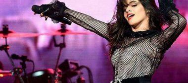 Camila Cabello, lista para iniciar su gira en tierras mexicanas