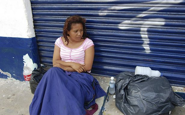Cruzan la frontera solo 10% de mujeres