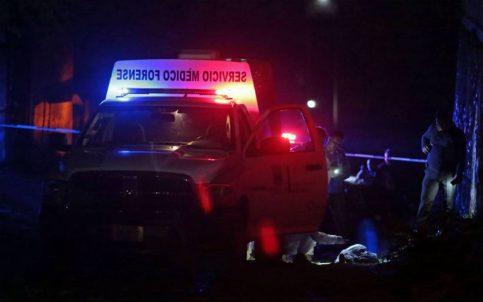 Mueren seis acribillados con fusiles de asalto en Huehuetoca