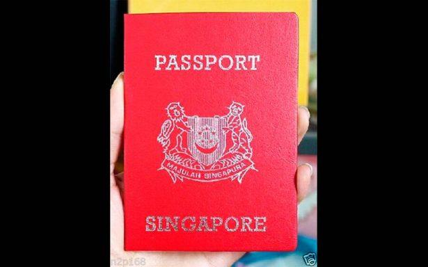 Pasaporte de Singapur es el más deseado del mundo