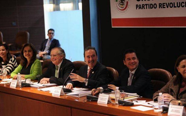PRI se dice dispuesto para concretar acuerdo en caso de Santiago Nieto