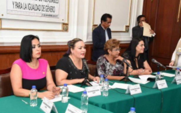 Aprueban a candidatas para recibir la presea Hermila Galindo 2017