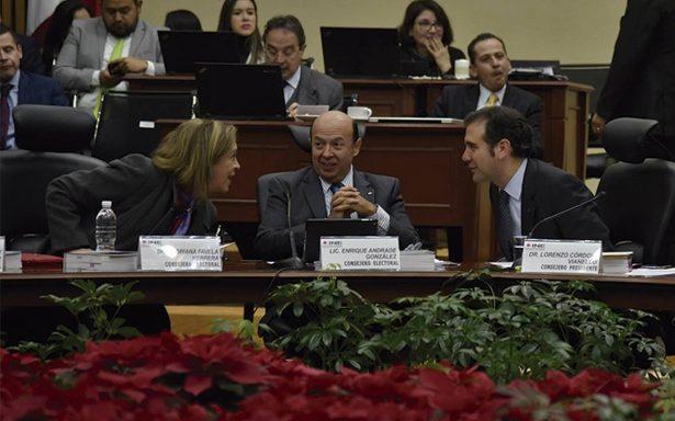 INE podría dejar fuera comicios a independientes y precandidatos