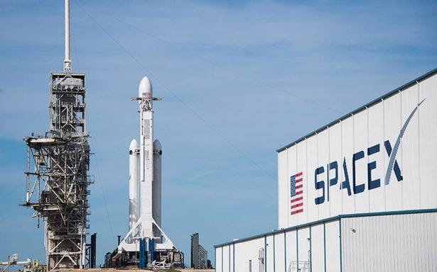 SpaceX alista lanzamiento del cohete más poderoso del mundo
