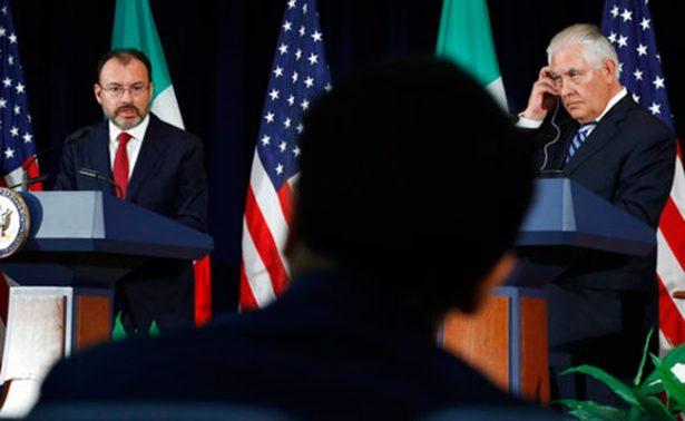 Debemos asumir que problema de drogas es nuestro, no sólo de México: Tillerson