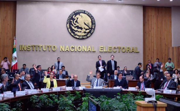 Discute INE el presupuesto rumbo al proceso electoral de 2018