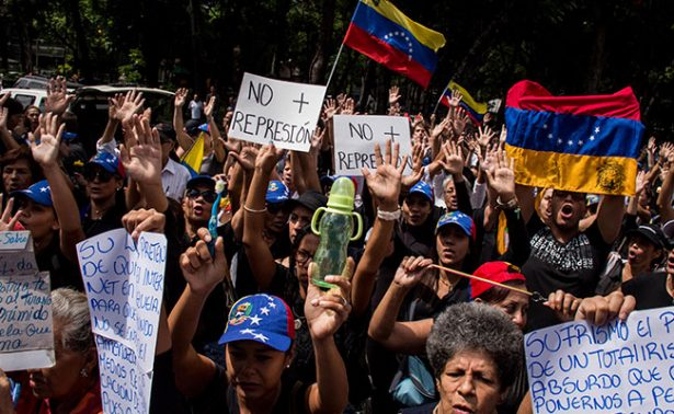 Las cinco claves de la crisis en Venezuela según The New York Times