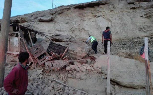 Sismo en Perú deja dos muertos y 17 desaparecidos en una mina