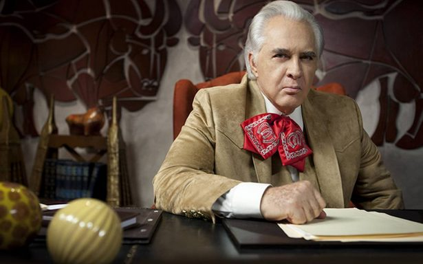 Rogelio Guerra entregó la mayor parte de su vida a la actuación