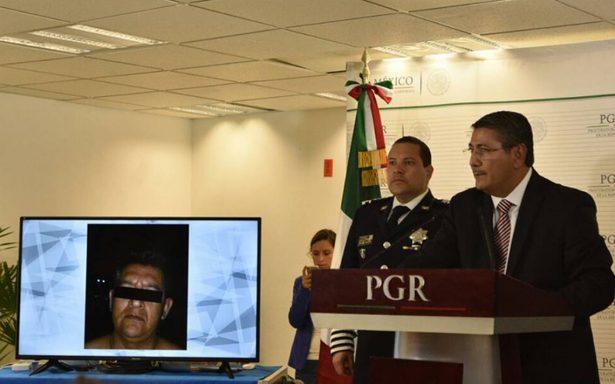 Capturan a Erick Uriel, ligado a la desaparición de los 43 normalistas