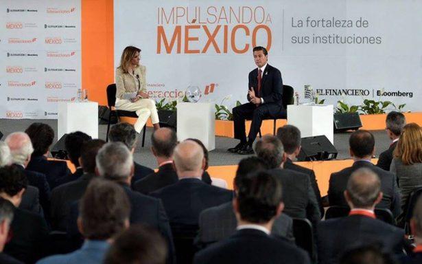Peña Nieto celebra cifra histórica en creación de más de 3 millones de empleos