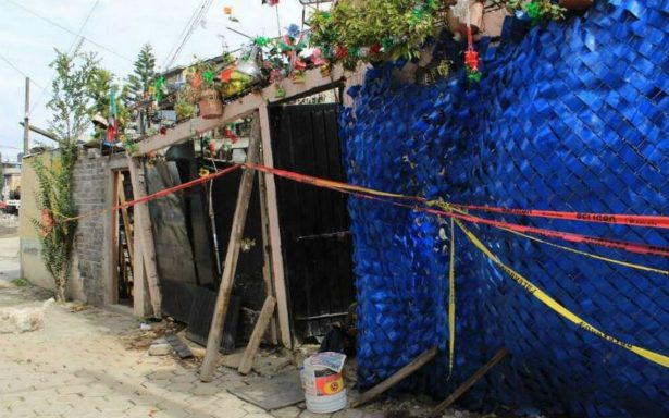 Sismos dejan 10 mil 476 inmuebles dañados en Iztapalapa