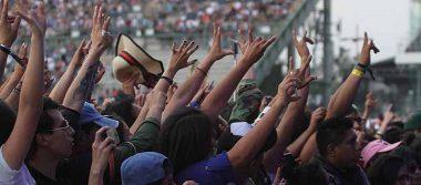 Denuncian en redes presuntos robos en el Vive Latino