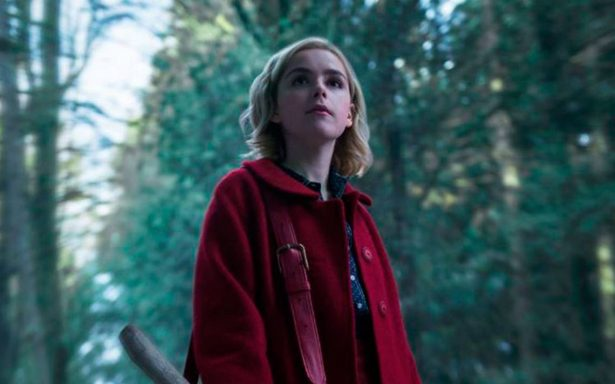 """Así será el """"Mundo oculto"""" de Sabrina, la Bruja Adolescente"""