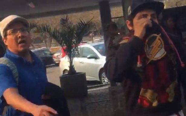 [Video] Amenazan a estudiante de la UNAM por denunciar consumo de drogas