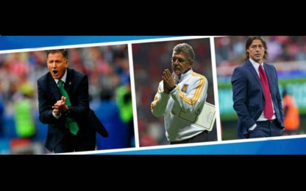 """Almeyda, Osorio o """"Tuca""""…¡No hay más!"""