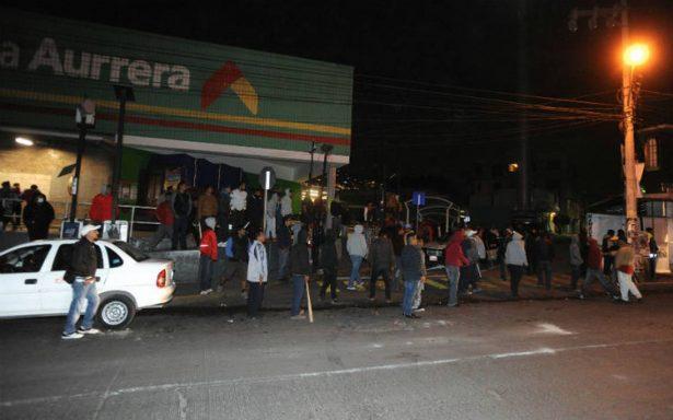 Frustran saqueos en tiendas de Ecatepec; hay 11 detenidos