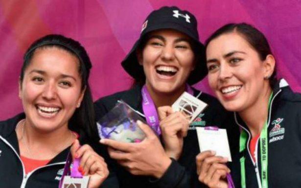 ¡Histórico! Mexicanas ganan plata en Mundial de Tiro con Arco