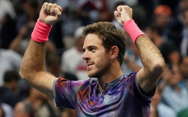 Del Potro elimina Federer y va contra Nadal en semifinal del US Open